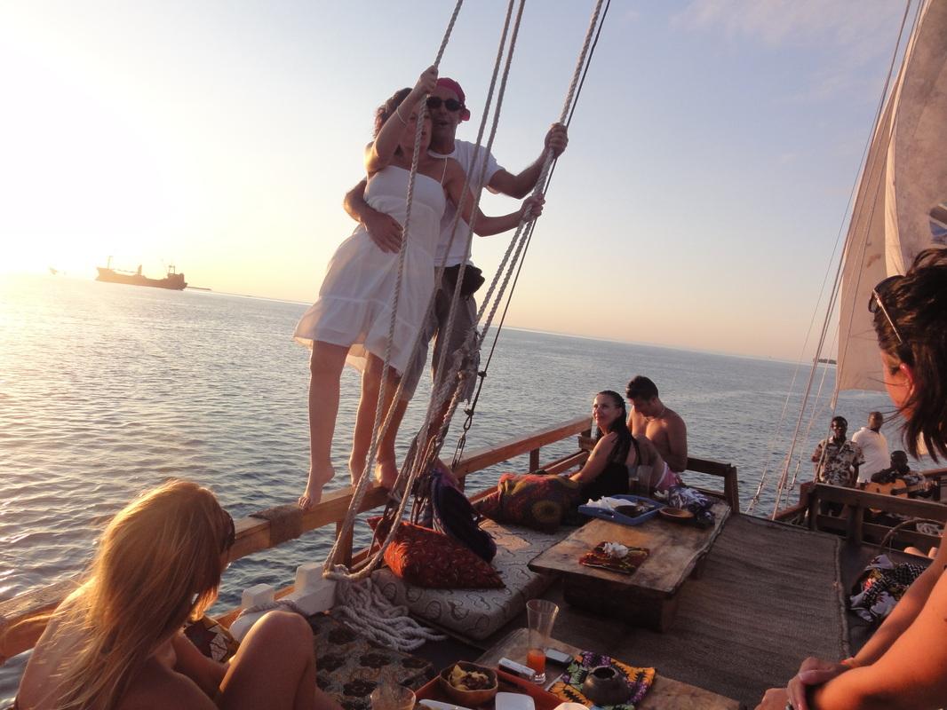 Zanzibar Sunset Dhow Cruise 2